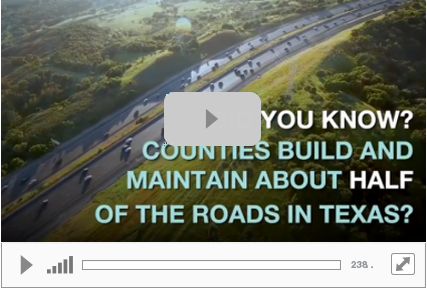 What's your County's Role in Roads, Bridges and Infrastructure?